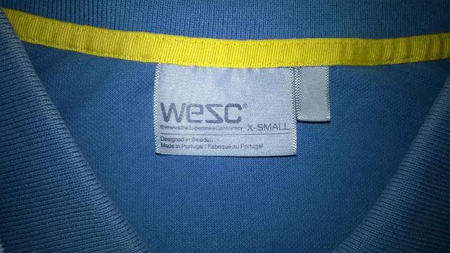 Polo WESC rapaz XS