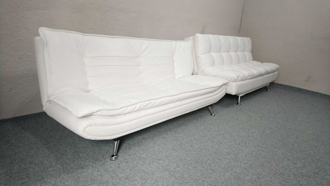 Кожаный диван, Раскладной диван, М'які меблі, Доставка по Украине.