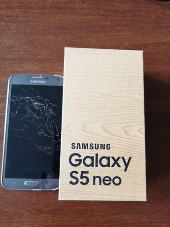 Samsung s5 neo uszkodzony