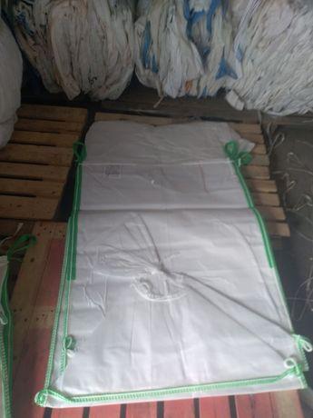 Big Bag worki 90/90/170 pasza granulat warzywa