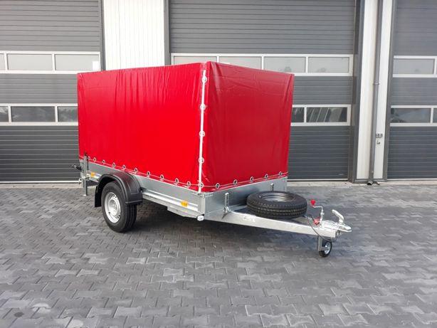 Przyczepa Przyczepka Samochodowa SIDECAR 280x146 750 kg Kielce