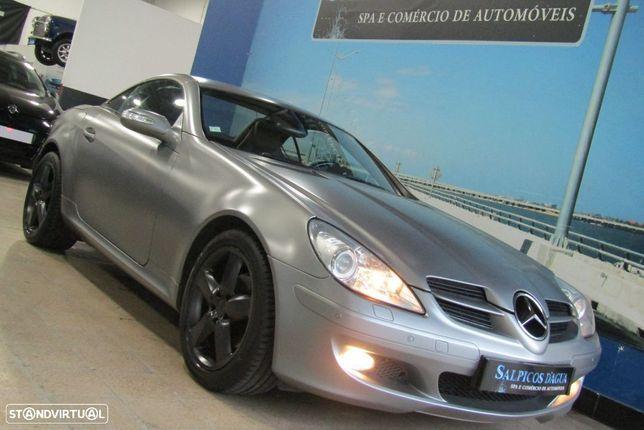 Mercedes-Benz SLK 200 K Aut.
