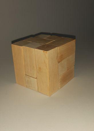 Головоломка кубик сома