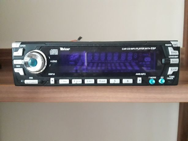 Radio samochodowe Tevion