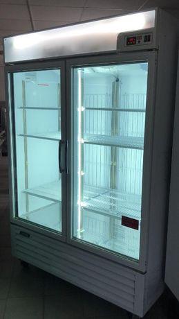 Морозильный шкаф со стекляной дверью Daewoo Turbo Air FRS-1250F