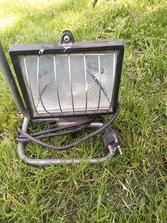 Lampa bez żarówki