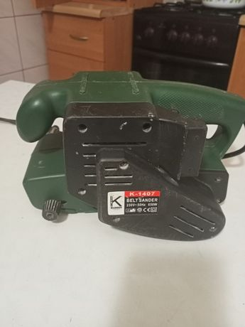 Шлиф-машина Belt Saunder K-1407