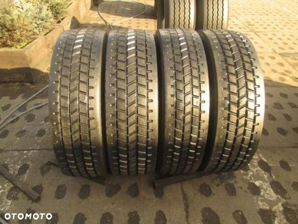 275/70R22.5 Dunlop 4 szt. (komplet) opon ciężarowych