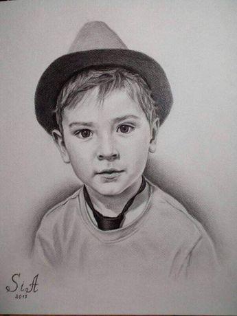 Уроки малювання для дітей та підлітків