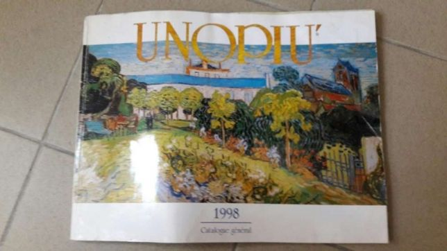 Catálogo Unopiu 1998