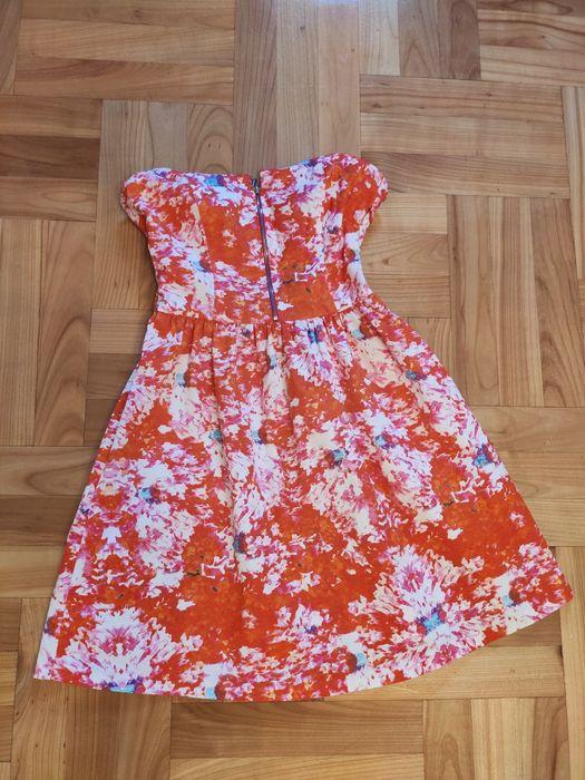 Sukienka we wzory XS Lublin - image 1
