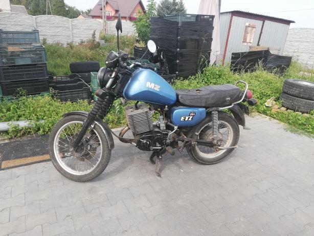 MZ etz 251    1989r