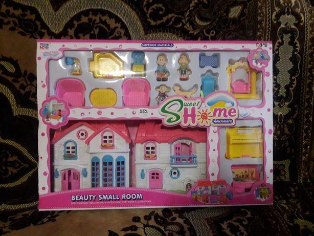 Продам домик игрушечный