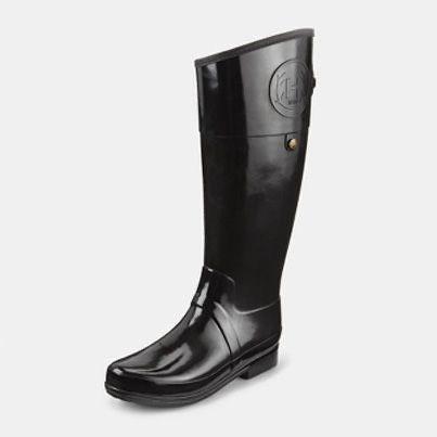 Резиновые сапоги Hunter черные 35 36 размер