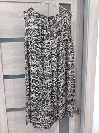 Платье шёлковое на девочку подростка