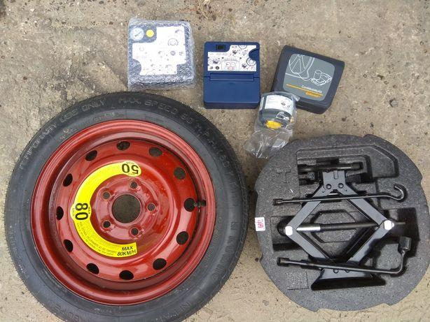 Компрессор,домкрат,докатка R15,16,17,18,Hyundai Elantra Sonata Accent