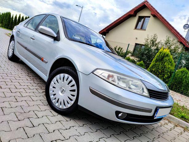 Renault Laguna 1.8 LPG, Automat, Climatronic, HAK, Długie Opłaty! GAZ