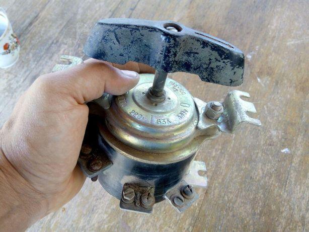Пакетный выключатель ПВ 3-100
