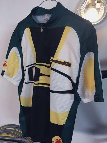 koszulka szosowa castelli - na rower