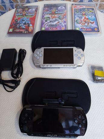 PSP portatil da Sony slim