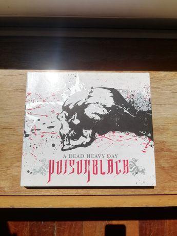 Poisonblack - A Dead Heavy Day (Edição rara/Deluxe CD+DVD)