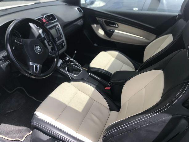 Descapotável Hard Top VW eos
