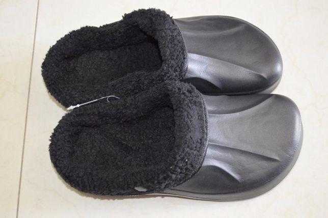 Sapatos -Crooks de adulto pretos, marinho e branco
