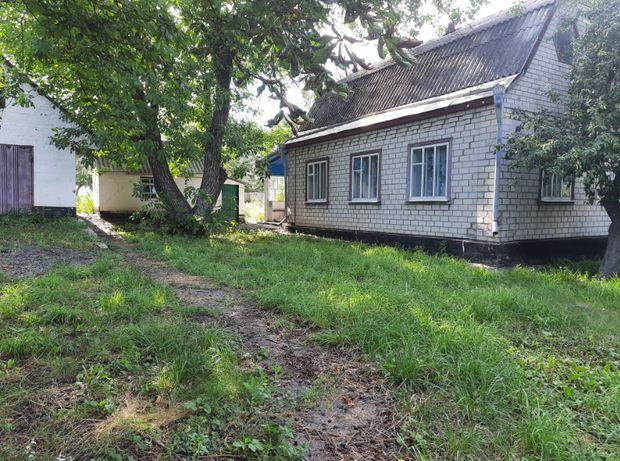 Дом в селі Мокра Калигірка (Черкаська область)