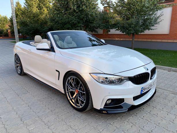 BMW 435i M-Performance Convertible