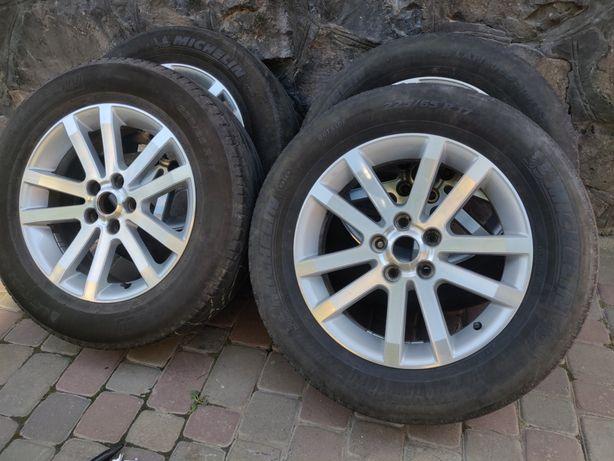 Диски + шины 5 114.3 R17 Suzuki vitara, Mitsubishi Outlander, Captiva