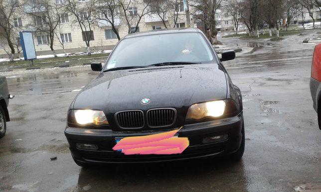 Продам кузов з документами BMW e46
