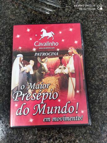DVD Cavalinho - O Maior Presépio do Mundo em Movimento