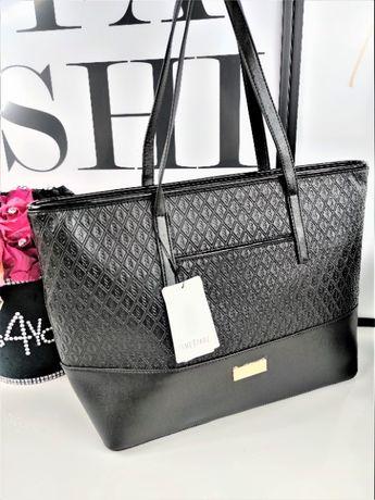 Femestage Shopper bag czarny