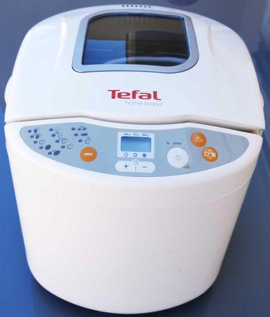 Máquina de fazer pão Tefal OW200130 (com manual e receitas)