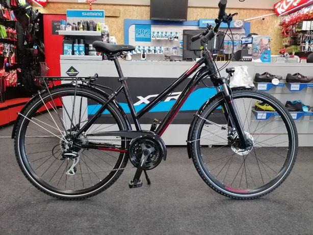 Nowy rower trekkingowy damski Winora Domingo 24 Disc! Ostatnia sztuka!