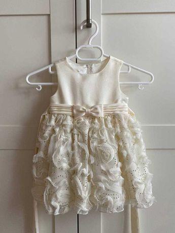 Нарядное платье для девочки American Princess 24 m