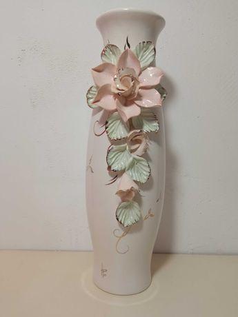 Распродажа!!! Ваза керамическая, ручная лепка, 29 см (Славянск).