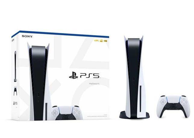 Playstation 5 z napędem + pad - SKLEP FV 23%