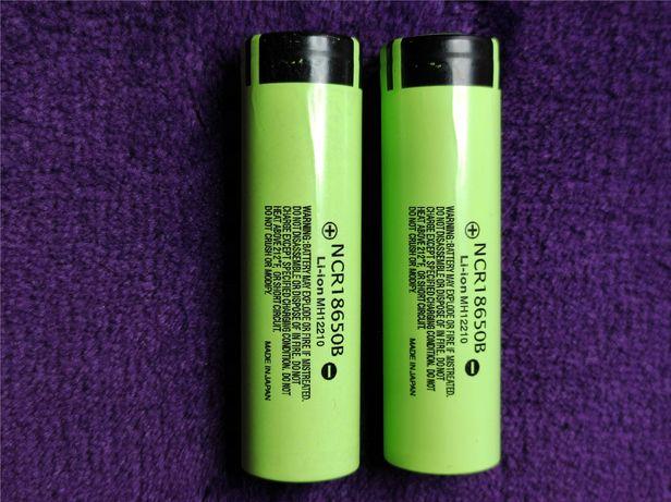 Аккумулятор NCR18650B 3400mah 3.7V для фонариков и т.д.