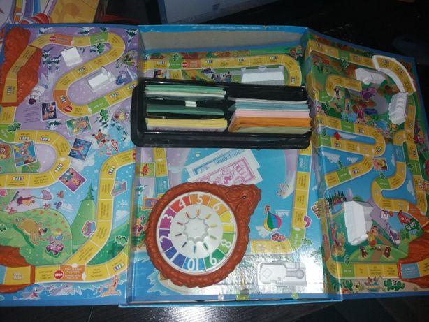 Настольная игра Игра в жизнь The Game of Life