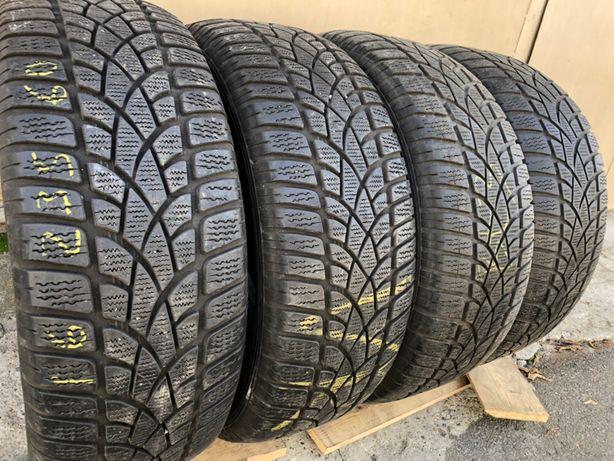 R16 235/60 Dunlop SpWinterSport 3D шины бу зима