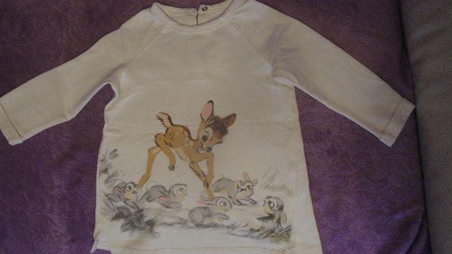 Bluza dresowa rozm. 92 H&M