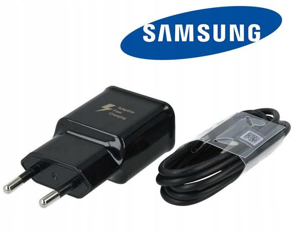 Ładowarka Samsung Galaxy S8 S9 S10+ type C