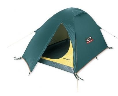 Палатка двухместная с тентом LOAP