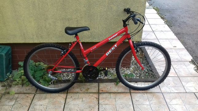 Sprzedam rower damski firmy Best tanio okazja