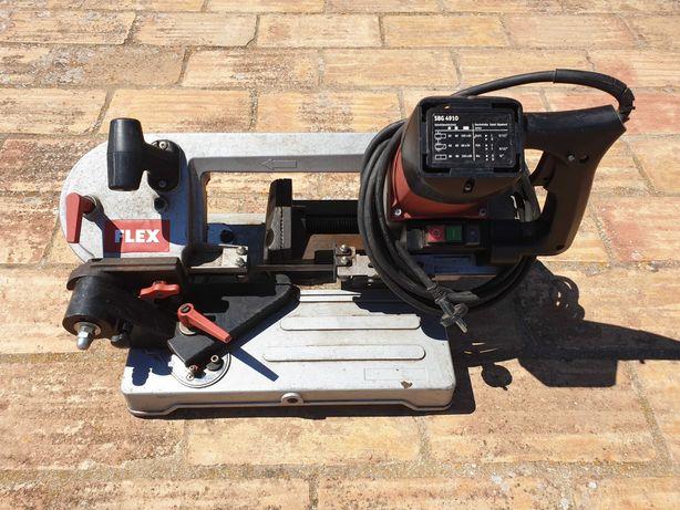 FLEX SBG 4910 serra a banda (ferro/inox/alumínio
