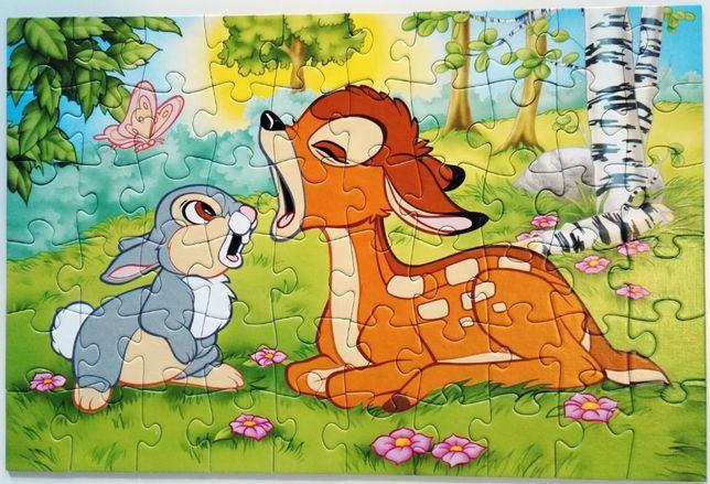 bambi disney puzzle puzle trefl układanka