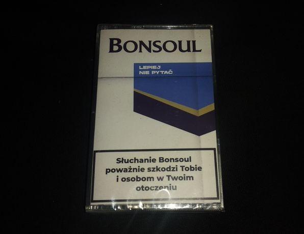 BonSoul - Lepiej nie pytać   Kaseta MC