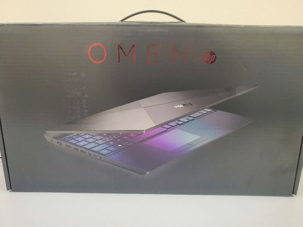 Ноутбук HP Omen 15 (Intel i7, GTX 1660, 512Gb SSD)