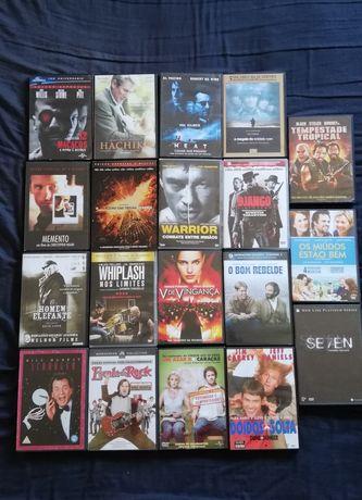 Filmes de grande qualidade em dvd #2 (portes grátis)
